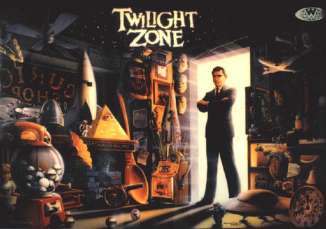 The Twilight Zone custom Mod collection