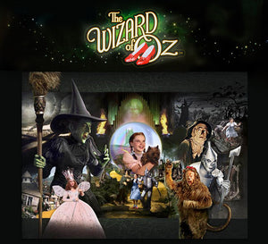 JJP The Wizard of OZ custom Mods collection