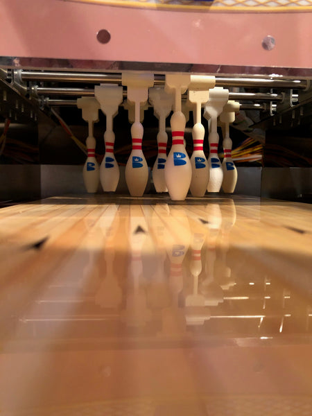 The Big Lebowski Replacement redesigned bowling pin Set of 10