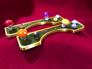 JJP Willy Wonka custom 3D Edible Factory Park scene.