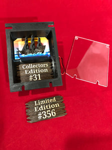 JJP Pirates of the Caribbean Custom coin door LE/CE Shadow Box Mod