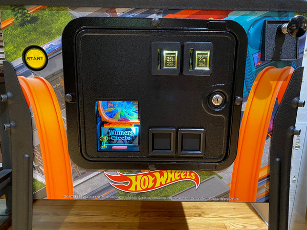 "API Hot Wheels Custom Coin Door 3D ""Shadow Box"" Mod"