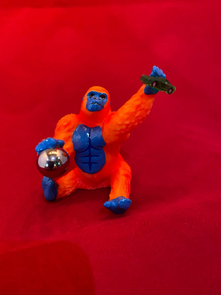 "API Hot Wheels Commemorative ""LTG Gorilla"" Custom 3D Mod"