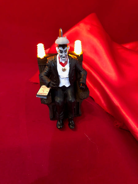 "The Munsters ""Electric Chair Grandpa"" Custom illuminated Mod!!"