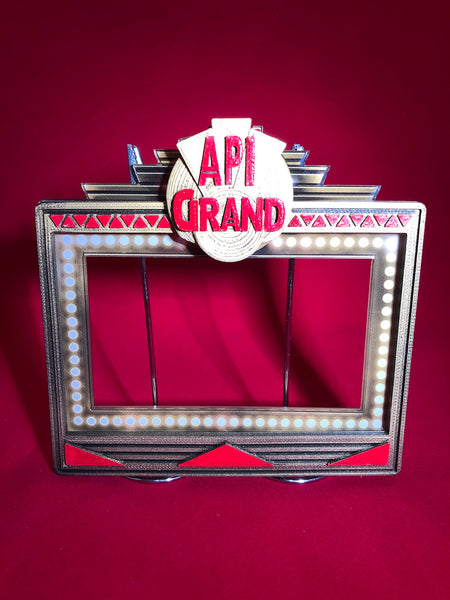 API Houdini API Grand Theater 3D Facade makeover Mod!