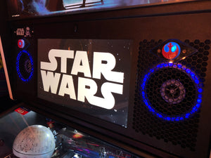 Star Wars Custom 3D speaker Illumination Mod kit