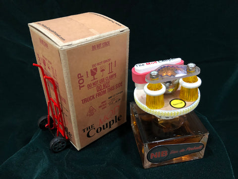 "NIB Cologne! New In Box Pinball Cologne, ""Eau de Pinball"""