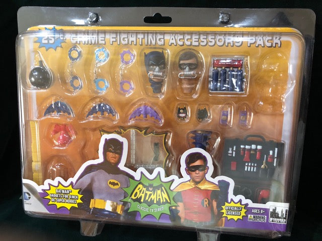 Batman 66 Classic TV Series Crime Fighting Accessories, or Pinball machine detailing kit!