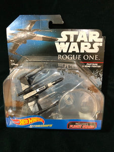 Star Wars X-Wing Fighter.   Hot Wheels NIB