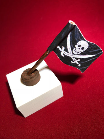 "JJP Pirates of the Caribbean ""Pirates Ahoy Flag"" custom Mod!"