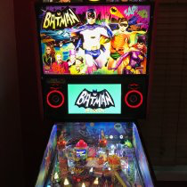 Batman 66 SLE Premium Speaker Illumination Mod kits