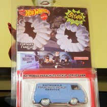 DocQuest Batman 66 Parachute Pickup Van!