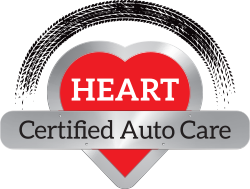 HEART Certified Auto Care