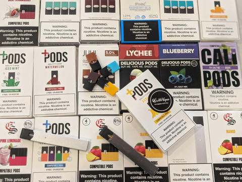 Beginner's Guide to Choosing the Right Juul Pod