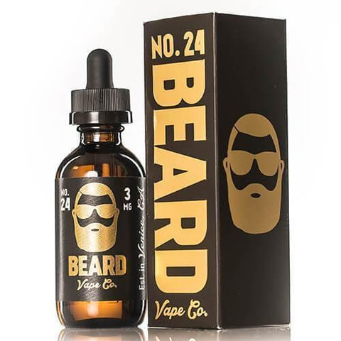 BEARD VAPE CO. - #24 (30ML) Juice MrVapes Australia
