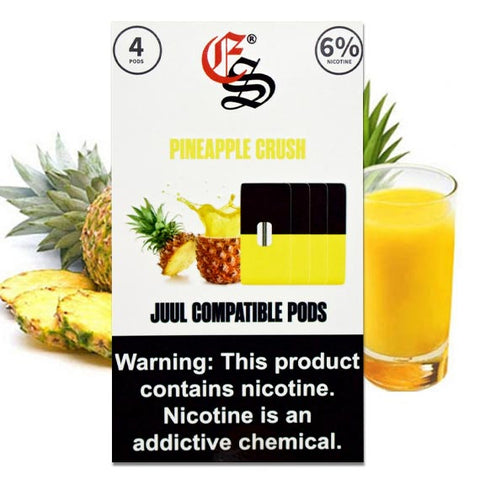 PINEAPPLE CRUSH pods