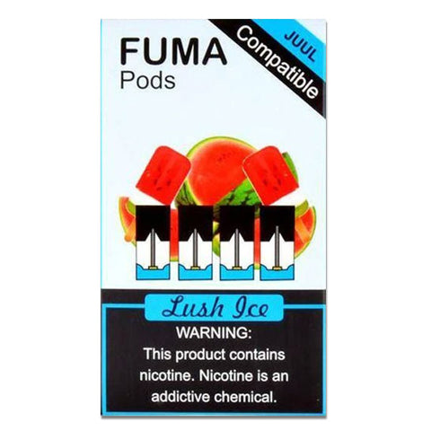 Juul Compatible LUSHICE- FUMA PODS