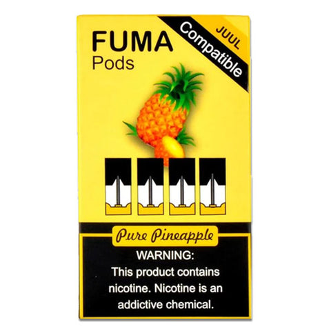 Juul Compatible PINEAPPLE- FUMA PODS