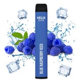 Helix Bar - Disposable Vape Device - Blue Raspberry Ice x 1