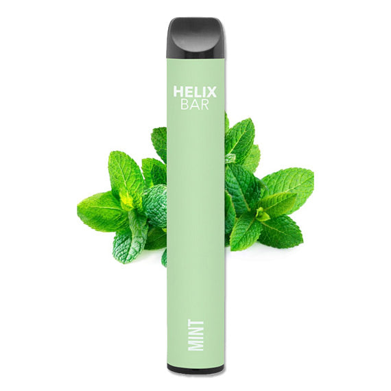Helix Bar - Disposable Vape Device - Mint x 1