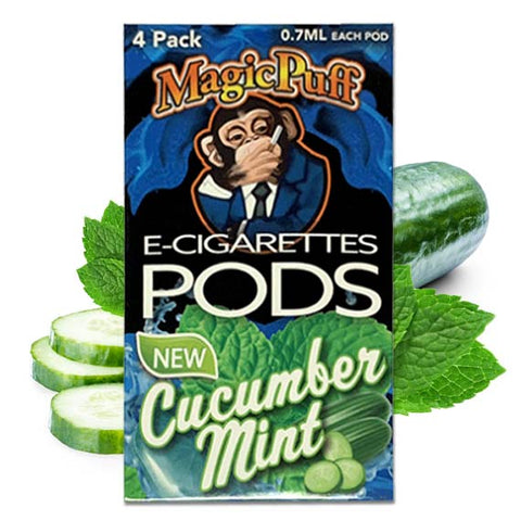 Cucumber Mint Magic Puff