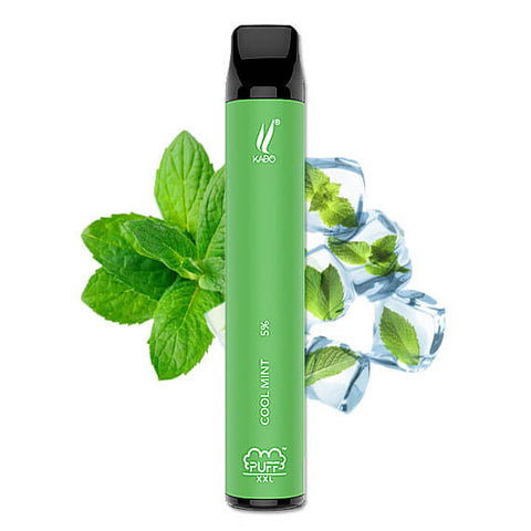 Cool Mint - Puff Bar Xxl disposable Mrvapes Australia 1
