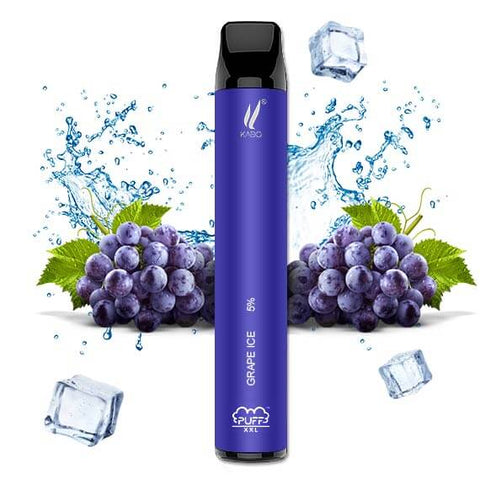 Grape Ice - Puff Bar Xxl disposable Mrvapes Australia 1
