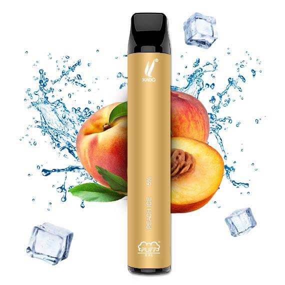 Peach Ice - Puff Bar Xxl disposable Mrvapes Australia 1