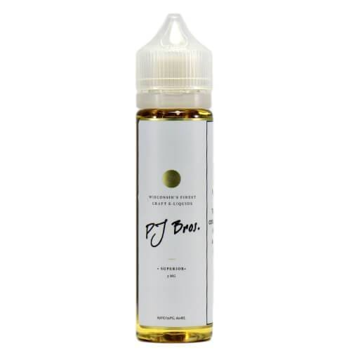 PJ BROS E-LIQUID - SUPERIOR - 60ML eJuice MrVapes Australia