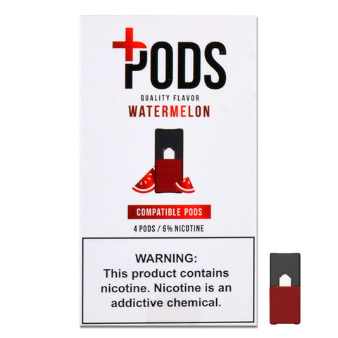 Watermelon - Plus Pods 4 Pack
