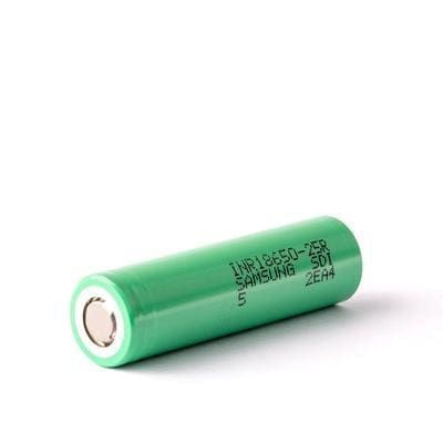 Samsung 25R 18650 Battery 2500mAh Accessories MrVapes Australia