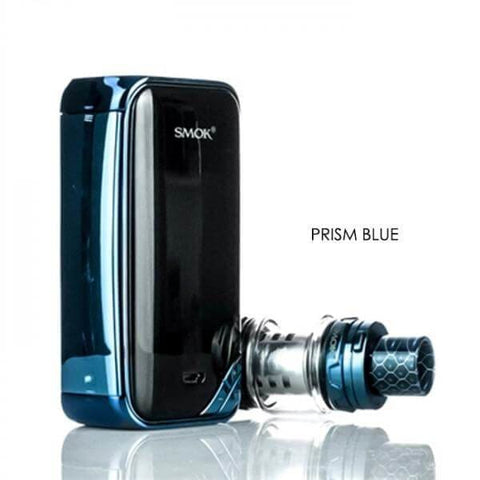 SMOK X-Priv 225W TC Kit with TFV12 Prince - Standard Edition - Blue starter kits MrVapes Australia