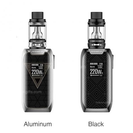 Vaporesso Revenger GO 220W with NRG TC Kit 5000mAh starter kits MrVapes Australia