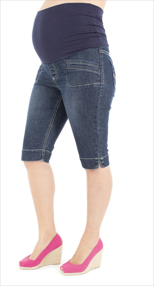 Bedondine Denim Long Short