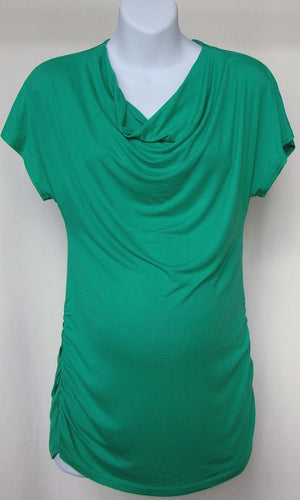 Bellyssima Cowl Neck T-Shirt