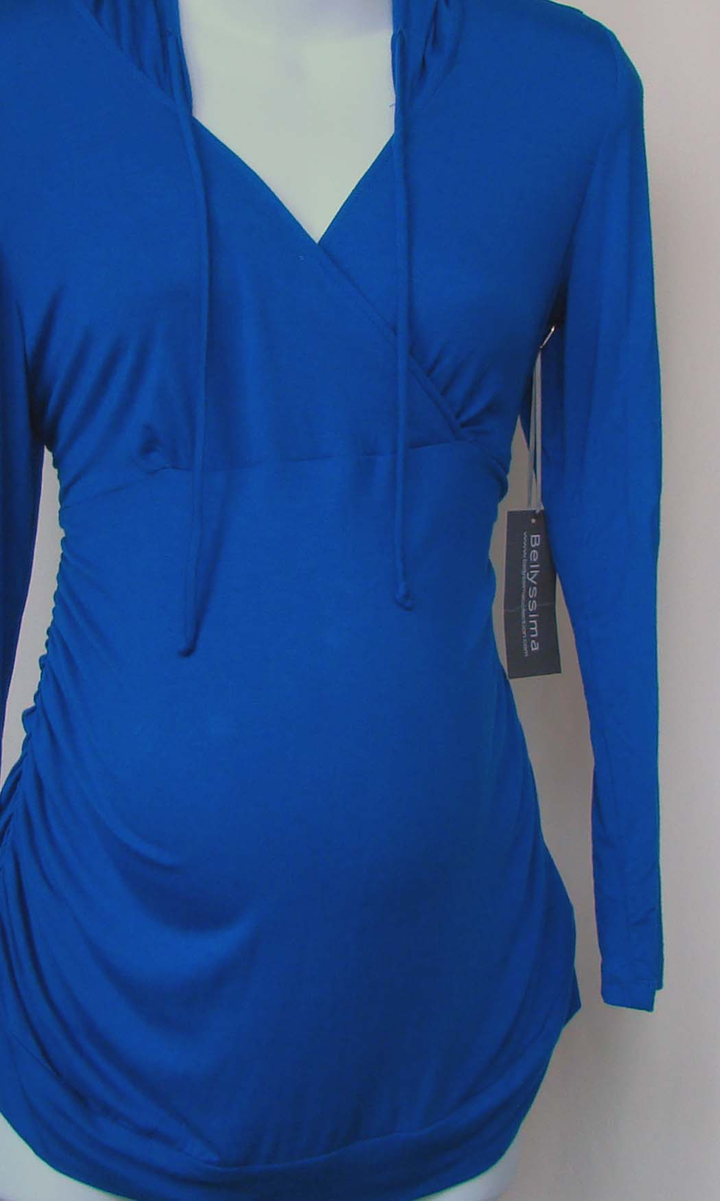 2222d510720b3 Bellyssima Nursing & Maternity Hoodie – Nest and Sprout Maternity
