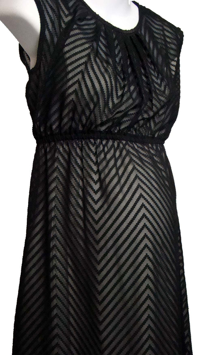The Chevron Dress