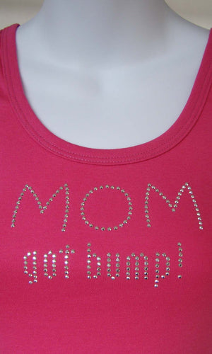 Mom Got Bump' Tank (2 Colour Options)