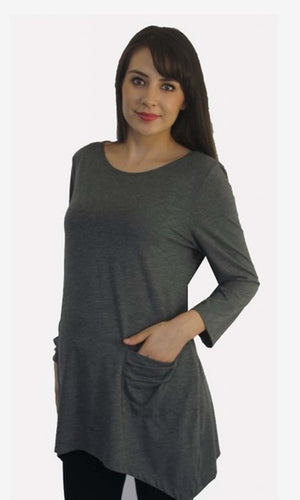 Coqueta Tunic with Pockets