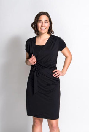 Momzelle 'Serena' Nursing & Maternity Dress