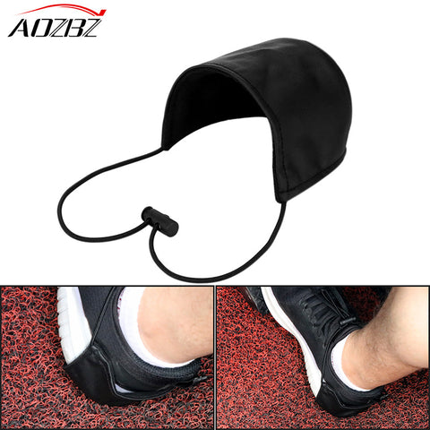 4470d9886fc AOZBZ Car Driver Shoe Heel Protector Wearproof Shoes Heel Protection Cover  for Men Women Wear Shoes