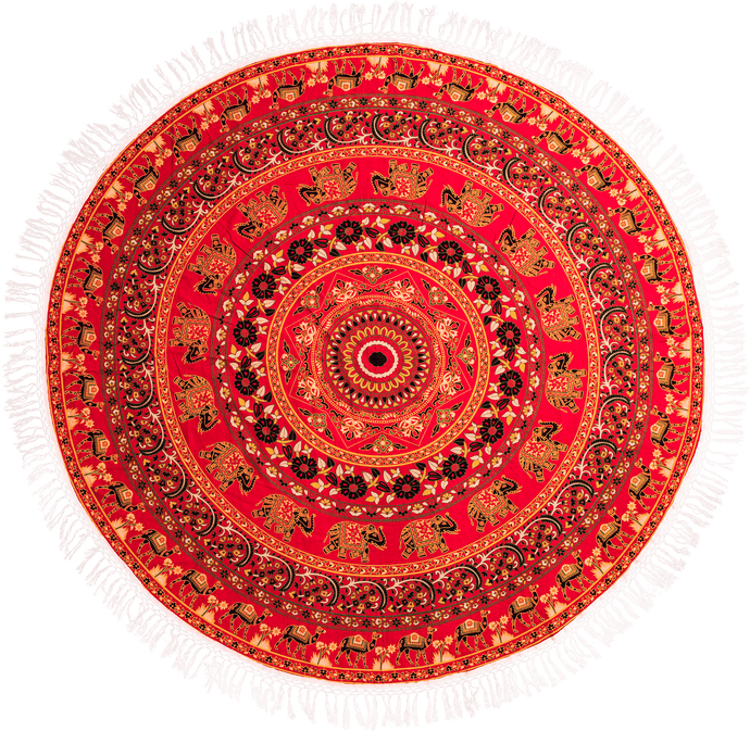 TRUE GYPSY, mandala tapestry, Gypsy Dream Weaver