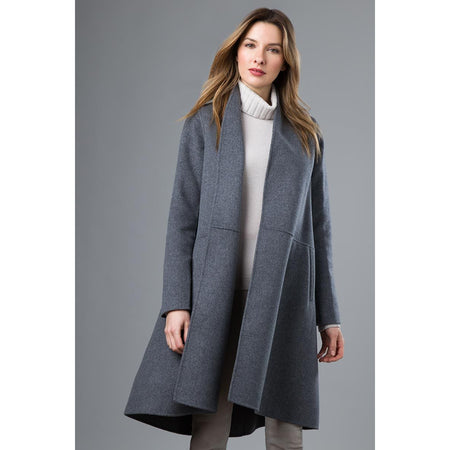 Long Cardigan Pretty Lightgrey