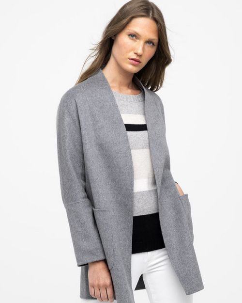Light Weight Dolman Sleeve Jacket