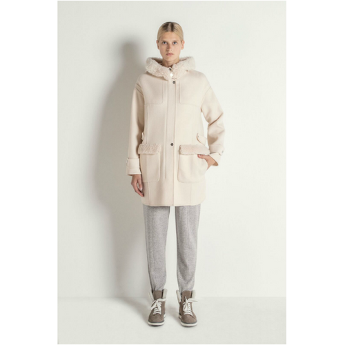 Coat Rounda - Off white