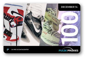Multi-Release December 14th Pack of U.S. Proxies