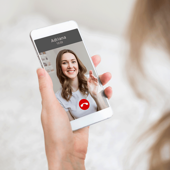 Video Chat Guided Self-Therapy
