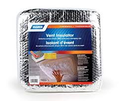 VENT INSULATOR WITH REFLECT