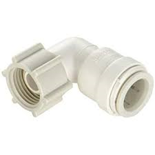 SWIVEL ELBOW 1/2P X 1/2F FITTING