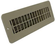UNDAMPERED TAN VENT